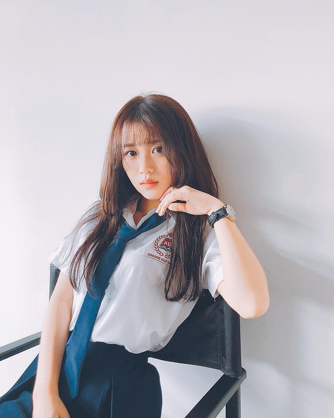 hot girl,  Mai Tay,  Tuong San,  thi dai hoc,  10X thi dai hoc anh 5