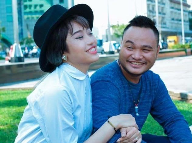 Chuyen tinh 'lay loi' cua Vinh Rau FAPtv va ban gai xinh dep hinh anh 2