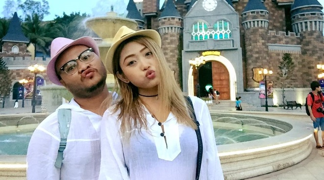 Chuyen tinh 'lay loi' cua Vinh Rau FAPtv va ban gai xinh dep hinh anh 3