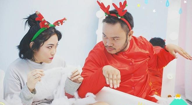 Chuyen tinh 'lay loi' cua Vinh Rau FAPtv va ban gai xinh dep hinh anh