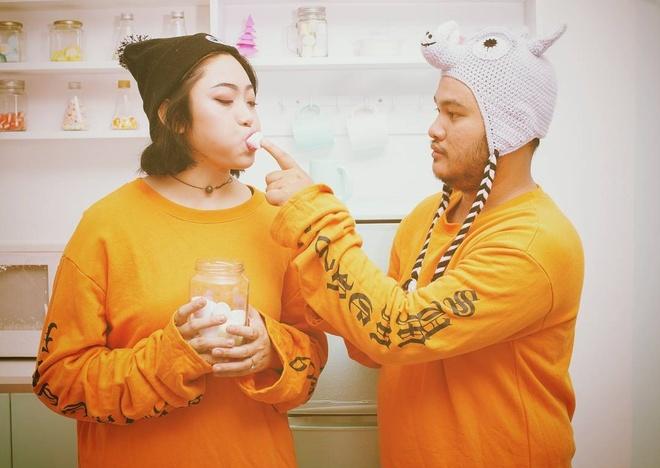 Chuyen tinh 'lay loi' cua Vinh Rau FAPtv va ban gai xinh dep hinh anh 8
