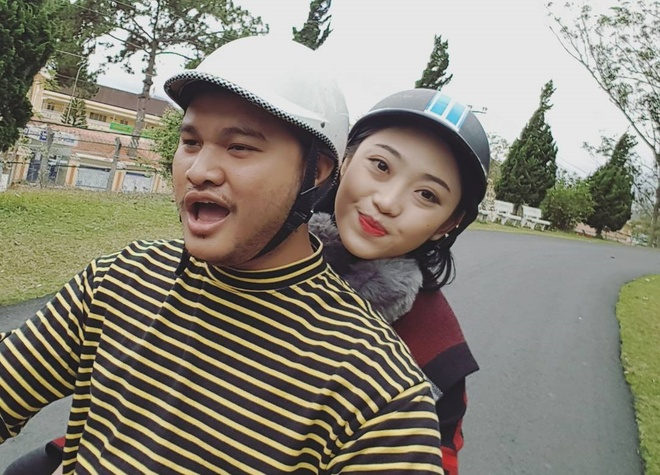 Chuyen tinh 'lay loi' cua Vinh Rau FAPtv va ban gai xinh dep hinh anh 9