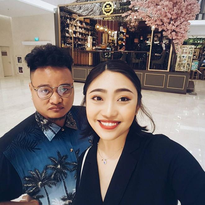Chuyen tinh 'lay loi' cua Vinh Rau FAPtv va ban gai xinh dep hinh anh 10
