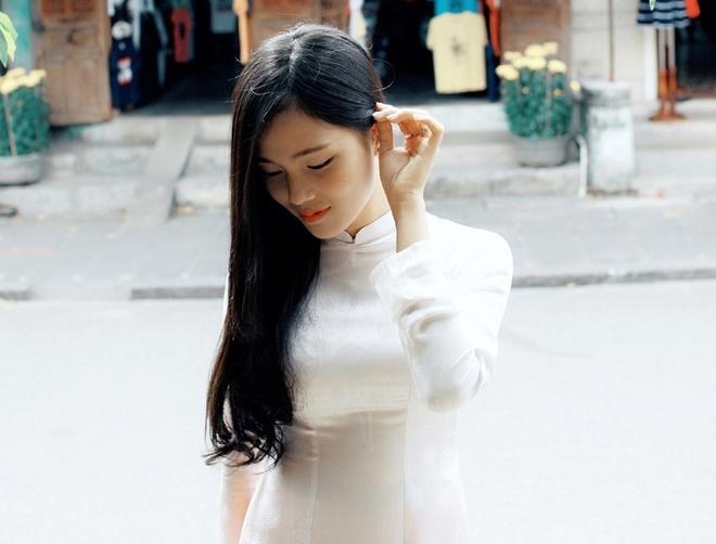 Thieu nu Viet duoc dan mang Han Quoc khen xinh dep la ai? hinh anh 8