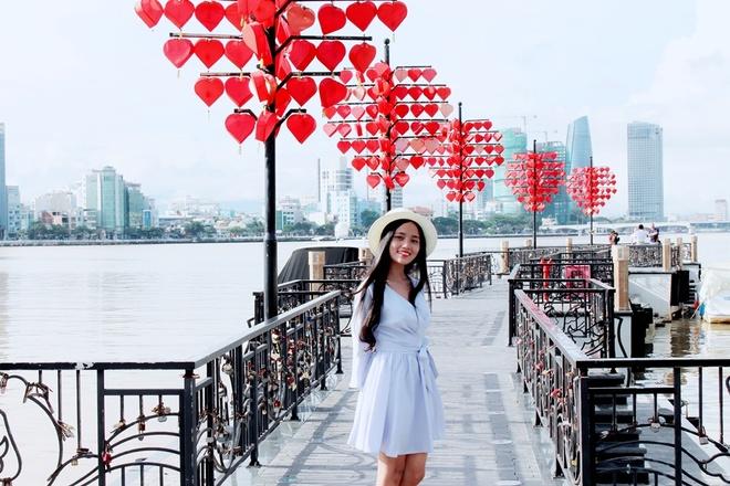 Thieu nu Viet duoc dan mang Han Quoc khen xinh dep la ai? hinh anh 9