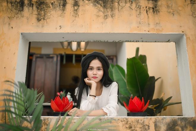 Thieu nu Viet duoc dan mang Han Quoc khen xinh dep la ai? hinh anh 7