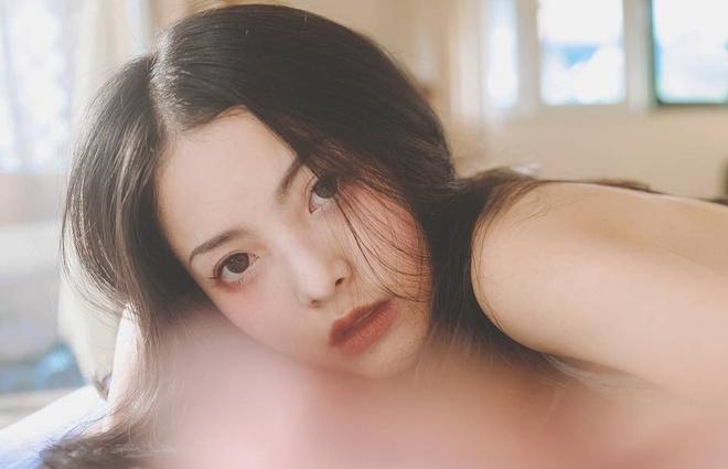 Ban gai xinh dep trong MV 'Co duoc khong em' cua Chi Dan la ai? hinh anh