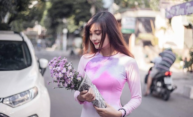 Co gai xinh dep moi day khien Soobin Hoang Son me man la ai? hinh anh 6