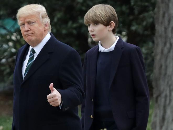 Nhung lan 'gay bao' mang cua cau ut dien trai nha Trump hinh anh 2