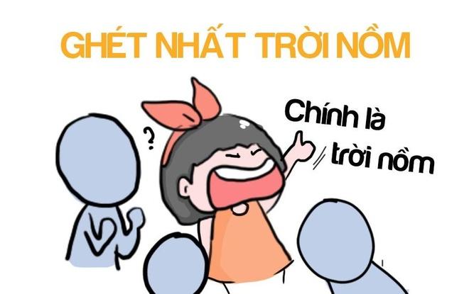Nhung dieu khong the nao chiu noi khi troi nom hinh anh
