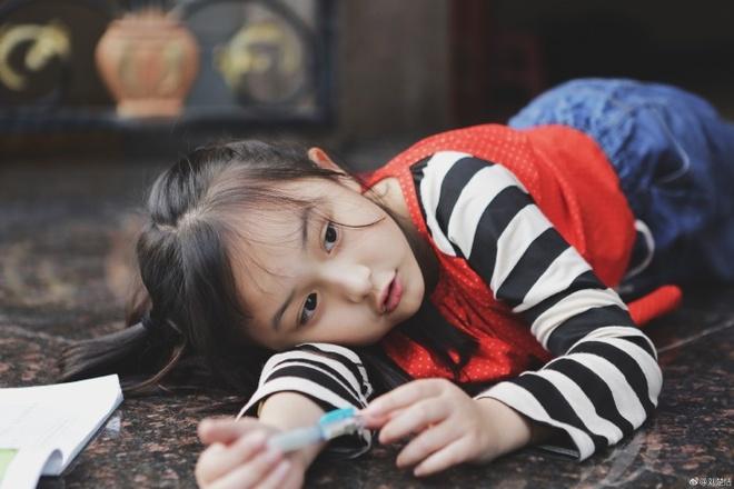 'Tieu my nhan' Trung Quoc noi tieng voi clip 15 giay qua dang yeu hinh anh 3