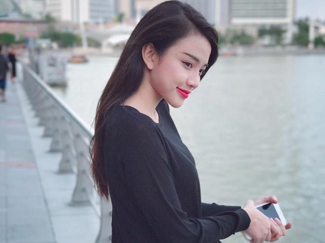 Co gai xinh dep vua khien Quang Vinh me man la ai? hinh anh 8