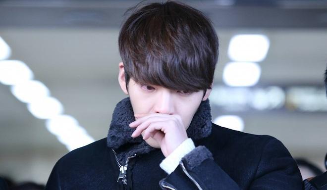 Kim Woo Bin trong phim Yeu khong kiem soat hinh anh