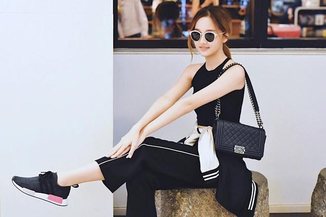 Hot Girl Thai Lan Cao 1 71 M được Mệnh Danh Xinh Như Bup Be