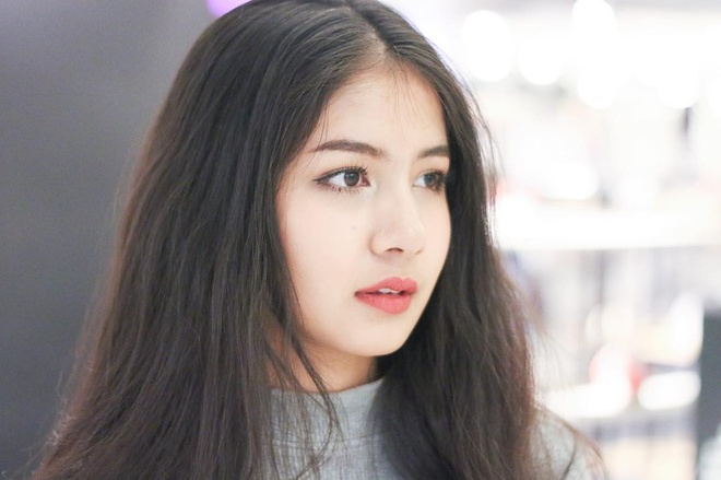 Hot girl Thai Lan 20 tuoi duoc menh danh 'con nha nguoi ta' hinh anh 4