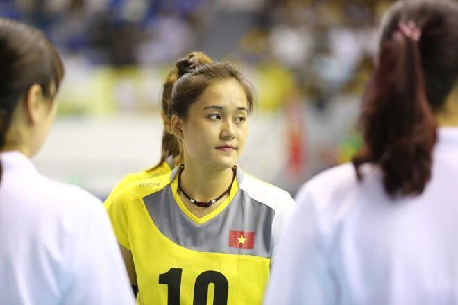 Nhung hot boy, hot girl cua lang the thao thi dau tai SEA Games 29 hinh anh 3