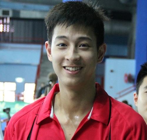 Nhung hot boy, hot girl cua lang the thao thi dau tai SEA Games 29 hinh anh 10