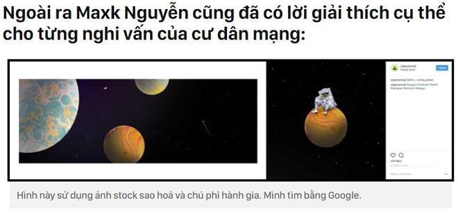 Maxk Nguyen cong khai nhan sai va xin phep xoa anh 'dao y tuong' hinh anh 2