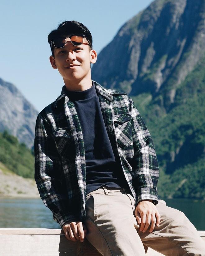 Hot boy Hong Kong dien trai thich du lich vong quanh the gioi hinh anh 8