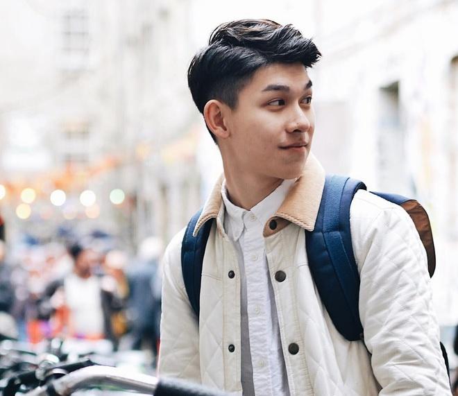 Hot boy Hong Kong dien trai thich du lich vong quanh the gioi hinh anh 4
