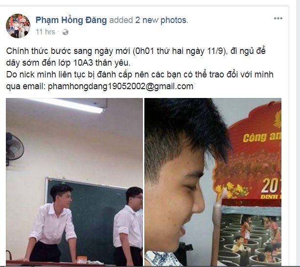 'Hot boy cam co' buc xuc khi lien tiep bi gia mao Facebook hinh anh 6
