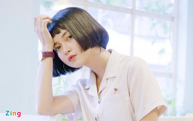 Mai Ky Han: Hot girl nam lun, xinh nhu bup be duoc san don o Sai Gon hinh anh