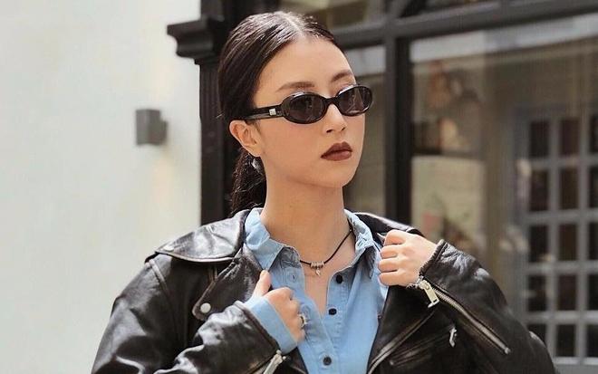 Quynh Anh Shyn xuat hien ca tinh trong lan dau lam fashion blogger hinh anh