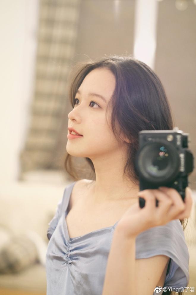 Xinh dep, tai gioi, 9X Trung Quoc duoc vi nhu 'hot girl tra sua' hinh anh 9