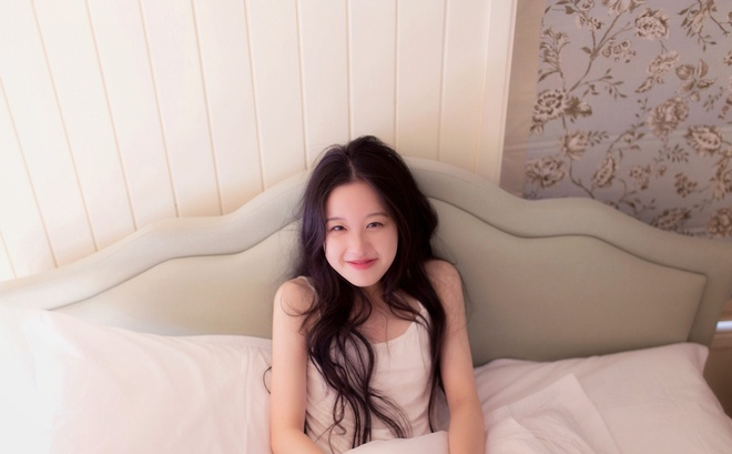 Xinh dep, tai gioi, 9X Trung Quoc duoc vi nhu 'hot girl tra sua' hinh anh 3