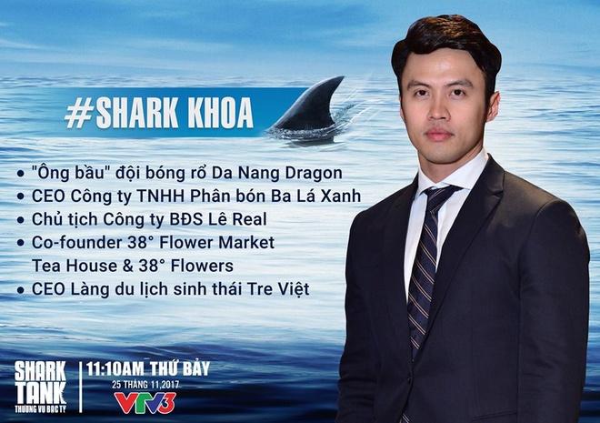 Shark Khoa: 'Soai ca khoi nghiep' dang hot tren mang la ai? hinh anh 1