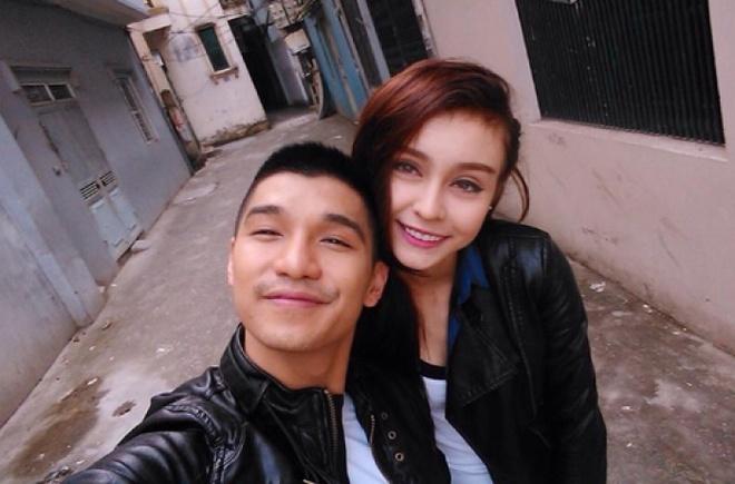 Chuyen tinh cam hot girl 2017: Ke chia tay, nguoi vua moi cong khai hinh anh 1