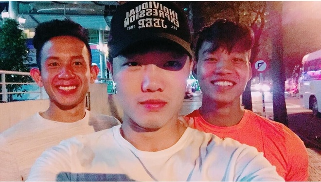 Loat khoanh khac 'lay loi' khac xa tren san cua cau thu U23 Viet Nam hinh anh 7