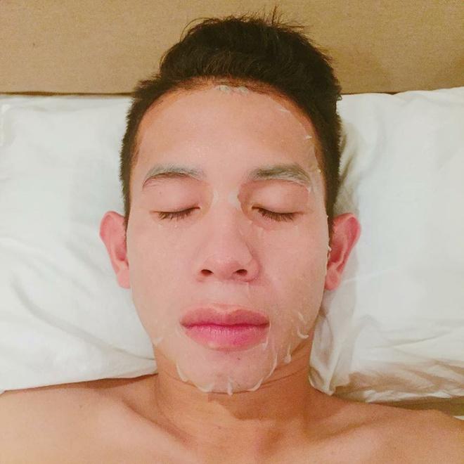 Loat khoanh khac 'lay loi' khac xa tren san cua cau thu U23 Viet Nam hinh anh 9