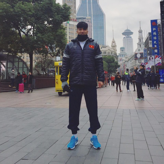 Thu mon du bi cua U23 Viet Nam dien trai khong kem Bui Tien Dung hinh anh 2