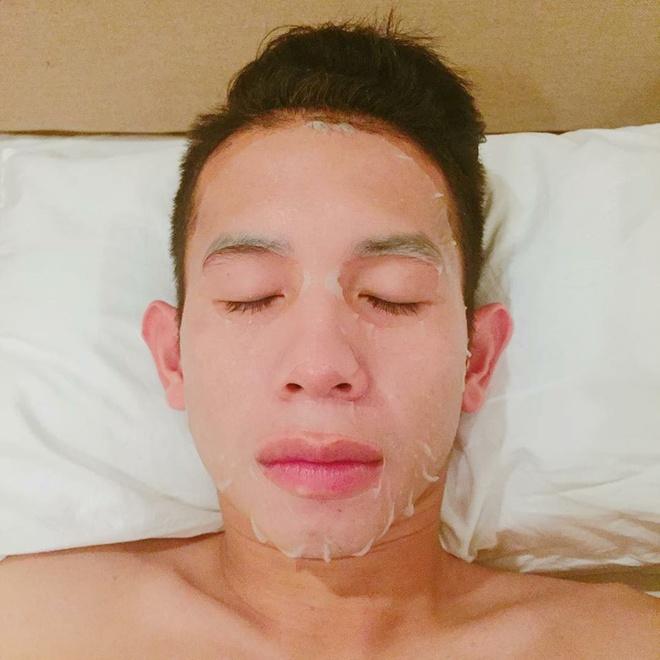 Clip Quang Hai dieu da boi son 'gay bao' mang hinh anh 4