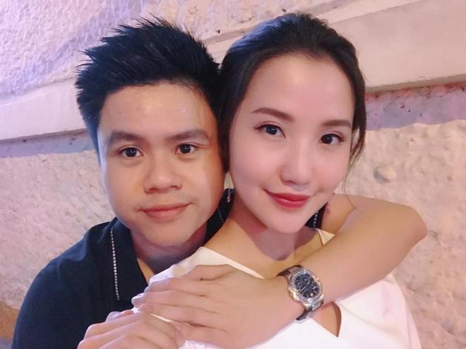 Phan Thanh - Primmy Truong man nong sau hai thang hen ho hinh anh 6