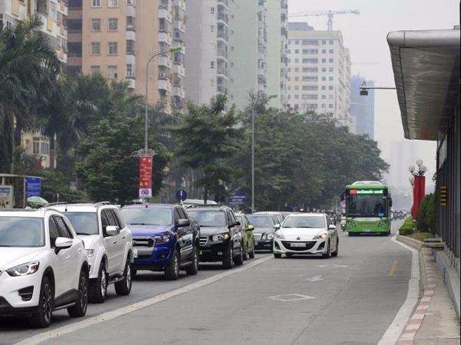De xuat lap dai phan cach cung o nha cho buyt nhanh BRT hinh anh