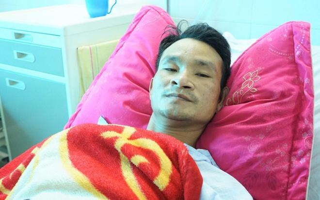 'Luc Van Tien' bi dam: Khoe lai toi se tiep tuc cuu nguoi hinh anh