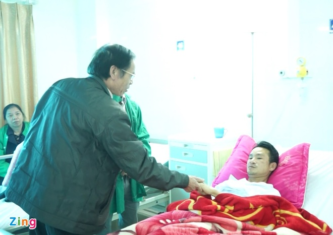 'Luc Van Tien' bi dam: Khoe lai toi se tiep tuc cuu nguoi hinh anh 3