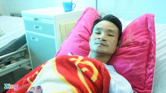 'Luc Van Tien' bi dam: Khoe lai toi se tiep tuc cuu nguoi hinh anh 1