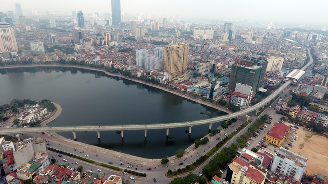 Ba doanh nghiep noi muon lam metro cho Ha Noi hinh anh