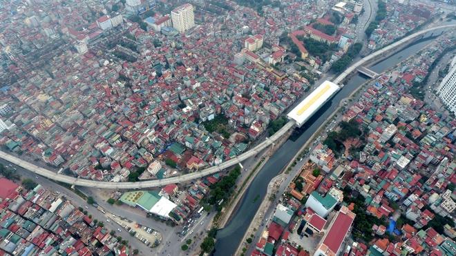 Gan 50 nguoi phuc vu 1 km duong sat Cat Linh - Ha Dong hinh anh