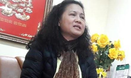 'Hieu truong Nam Trung Yen lam xau hinh anh giao vien' hinh anh