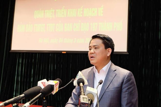 Chu tich Nguyen Duc Chung: Gianh lai via he Ha Noi khong the on ao hinh anh 1