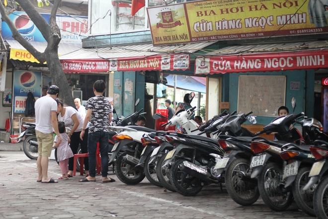 Via he nhieu phuong Ha Noi thong thoang tro lai hinh anh