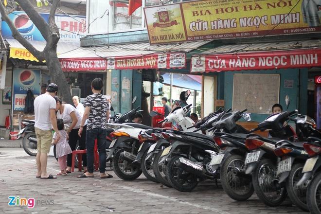 Via he nhieu phuong Ha Noi thong thoang tro lai hinh anh 1