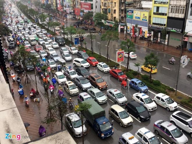 Ha Noi lam duong vanh dai 1 rong 50 m song song De La Thanh hinh anh 1