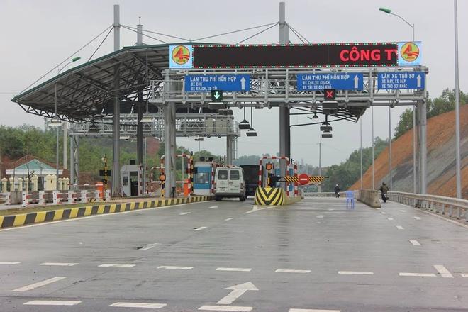 Thai Nguyen de xuat bo tram thu phi BOT tren quoc lo 3 cu hinh anh
