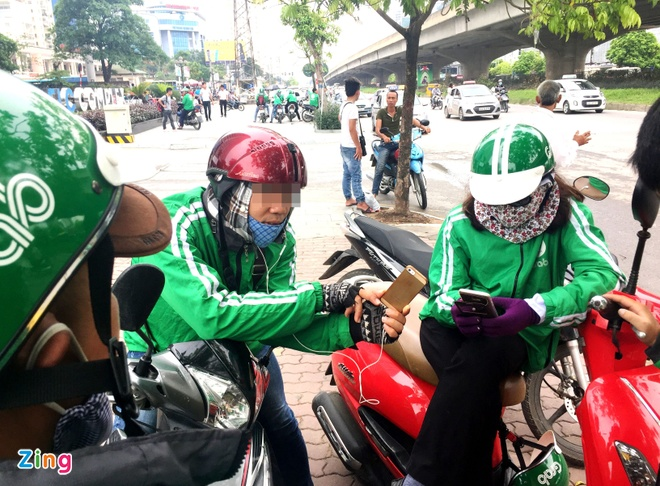 Cuoc chien GrabBike anh 1