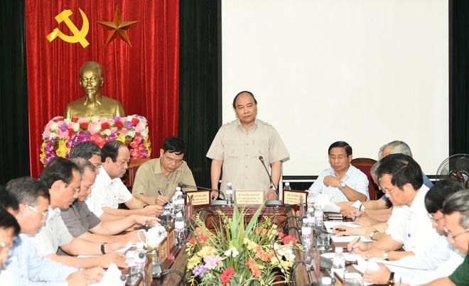 Thu tuong den Ha Tinh: Khong de canh tieu dieu noi bao di qua hinh anh 3